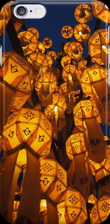 Bright Lanterns by PerkyBeans