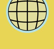 The Planeteers - Linka's Shirt Sticker