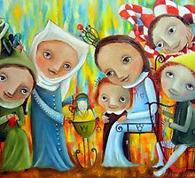 Nannies by Monica Blatton
