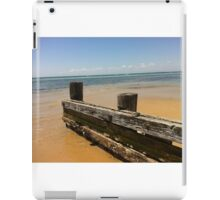 Abandon Wharf iPad Case/Skin