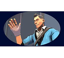 Casual Scout Photographic Print