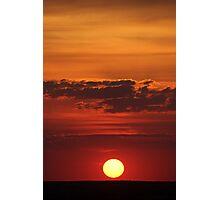 Searing Skies.. Photographic Print