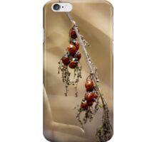 Ladybug Gathering  iPhone Case/Skin