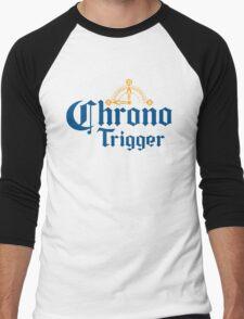 Corona Trigger Men's Baseball ¾ T-Shirt