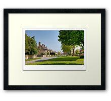 Kingham Framed Print