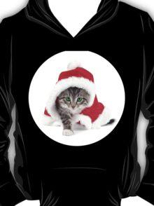 Christmas Kitty T-Shirt