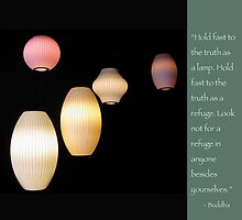 Be a Lamp Unto Yourself by Heidi Hermes