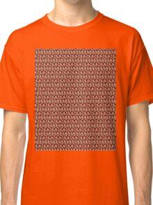 Michael Cera Tiled Heads Classic T-Shirt
