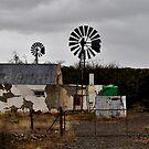 Dark farm days by Karen01