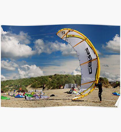 Kiting... Poster