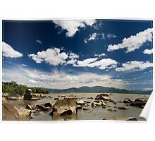 Cairns across Trinity Inlet Poster