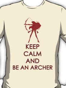 Keep Calm Sailor Mars Clothing T-Shirt