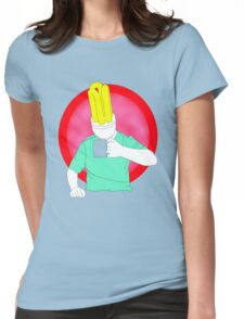 bright young  thing  Womens Fitted T-Shirt