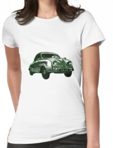 SAAB Womens Fitted T-Shirt