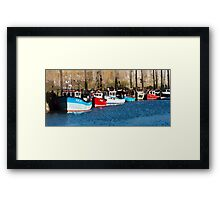 Padstow Framed Print