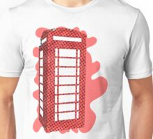 phone box Unisex T-Shirt