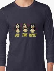 Old Time Hockey Long Sleeve T-Shirt