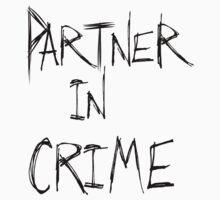 Partner in Crime Kids Tee