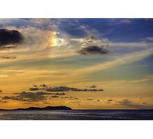 Sun Dog Photographic Print