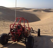 Dune Buggies by weswahl