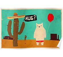 Hug? Poster
