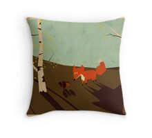 For me? Throw Pillow
