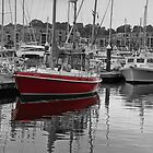Red Boat by Eileen McVey