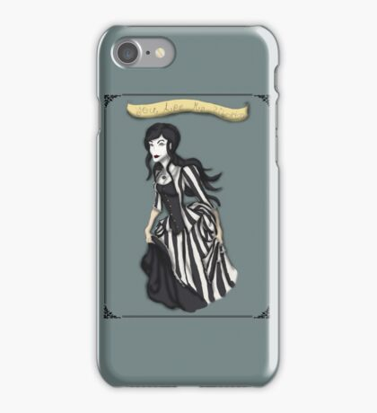 You Are My Liberty Bernadette Cover iPhone Case/Skin