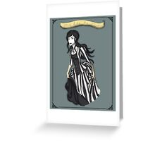 You Are My Liberty Bernadette Cover Greeting Card