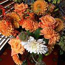 Riches of a Summer Bouquet by Barbara Wyeth