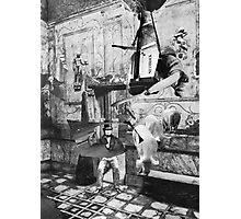 Thief of Pompeii. Photographic Print