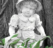 Garden Girl by Heather Crough
