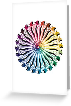 Wrench Color Wheel B by MTKlima