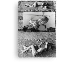 Pompeii Revisited. Canvas Print