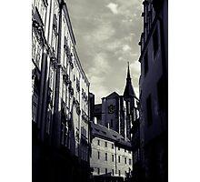 Inbetween Photographic Print