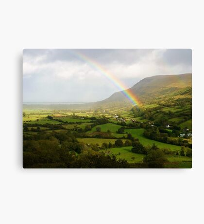 Glenarriff  Canvas Print