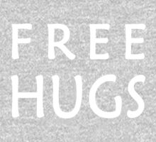 Free Hugs! One Piece - Long Sleeve