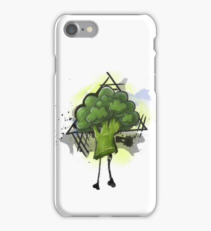 Fun with Vegetables: Broccoli iPhone Case/Skin