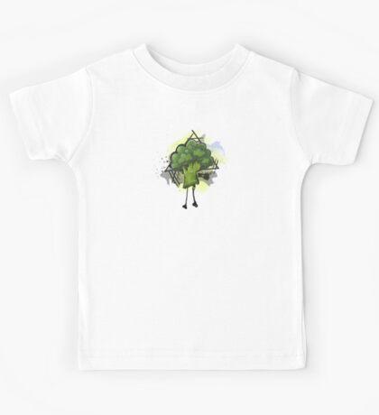 Fun with Vegetables: Broccoli Kids Tee