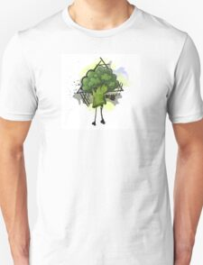 Fun with Vegetables: Broccoli Unisex T-Shirt