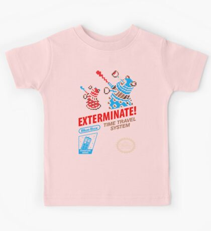 ExtermiNES! Kids Clothes