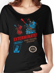 ExtermiNES! Women's Relaxed Fit T-Shirt