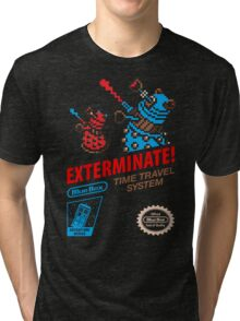 ExtermiNES! Tri-blend T-Shirt