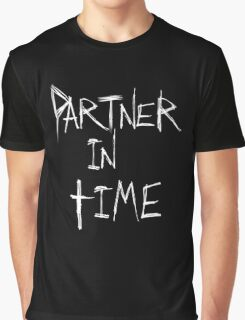 Partner in Time DARK Graphic T-Shirt