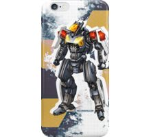 Police Robot 53 phone case iPhone Case/Skin