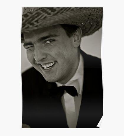 Zorro. Nuovo Rudolfo Valentino.   Featured in The Silky Touch. Poster