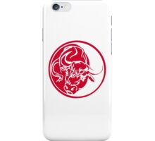 Red Bull Tattoo iPhone Case/Skin