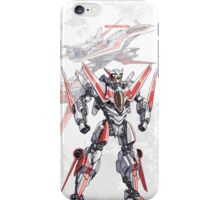 Transforming Jet Mech: The Dragonfly phone case iPhone Case/Skin