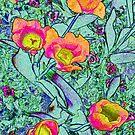 Tulips by NIKULETSH