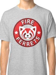 Fire Ferrets Classic T-Shirt